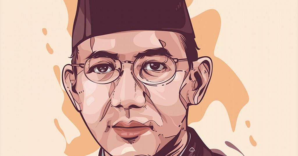 NASEHAT KH A. WAHID HASJIM  AGAR INDONESIA JADI NEGARA MAKMUR, KUAT DAN ADIL