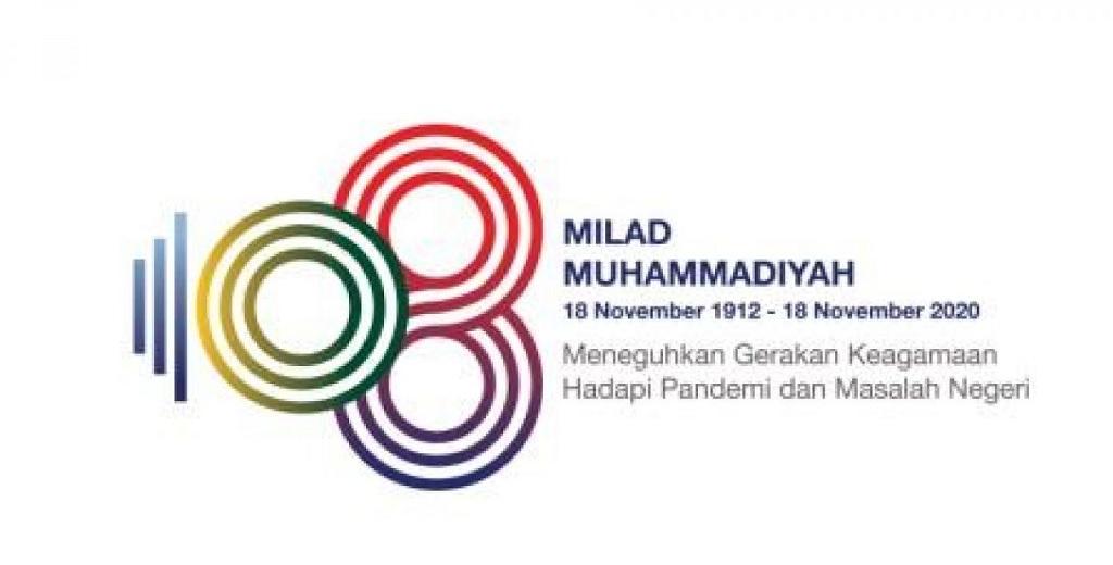 MENGHADIRI MILAD 108 TAHUN MUHAMMADIYAH