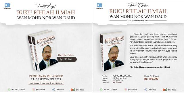 MAKNA PENTING BUKU RIHLAH ILMIAH DALAM PERGOLAKAN PEMIKIRAN ISLAM DI INDONESIA